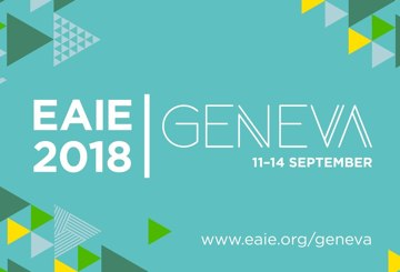 EAIE Conference & Exhibition, Switzerland