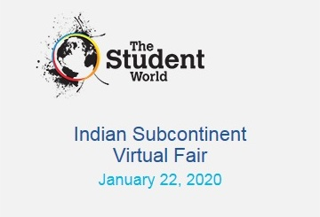 INDIAN SUBCONTINENT VIRTUAL FAIR