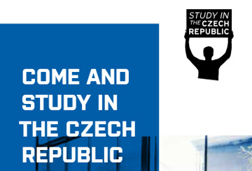 Come and study in the Czech Republic