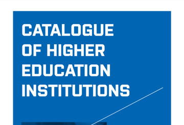 Catalogue of higher education institutions